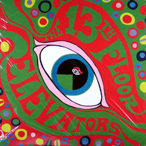 January 2010 the styrofoam drone for 13th floor elevators psychedelic circus