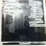 thee holy ghosts st EP 2012