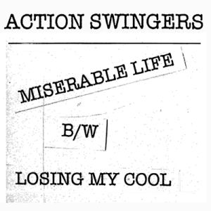 action swingers miserable life 7 total punk records 2013