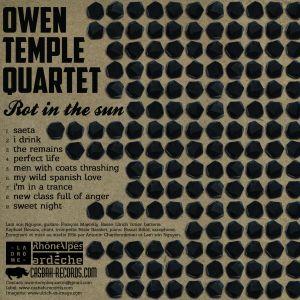 owen temple quartet rot in the sun lp 2013 casbah records