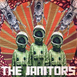 the janitors drone head lp 2013 nevereverism sotd