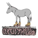 cop city chill pillars gift shop 7 hozac records 2013