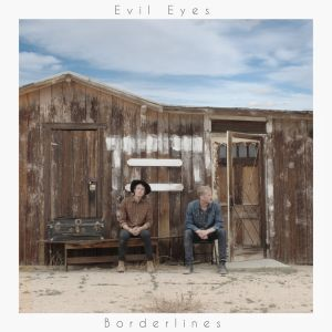 evil eyes borderlines lp 2013 eye in the sky