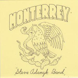 steve adamyk band monterrey 7 hosehead records 2013