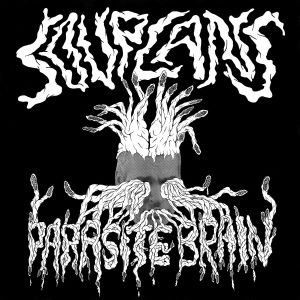 soupcans parasite brain ep telephone explosion records jackshack 2013