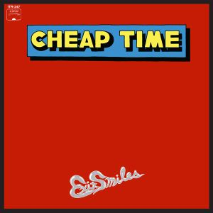 cheap time exit smiles lp 2013 in the red records