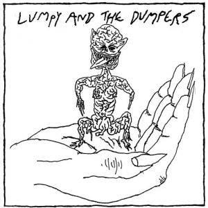 lumpy and the dumpers gnats in the pisser 7 total punk 2014