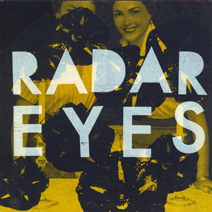 radar eyes positive feedback 7 hozac records 2014