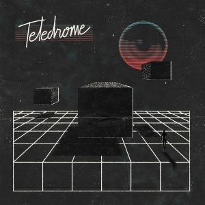 teledrome st lp fdh mammoth cave recordings p trash records 2014