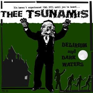 thee tsunamis delirium and dark waters 7 ep magnetic south 2014