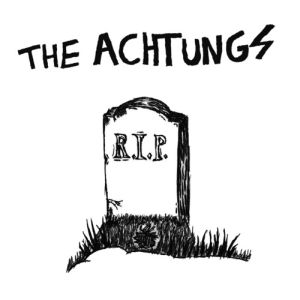 achtungs full of hate 7 total punk records 2014