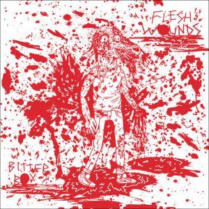 flesh wounds bitter boy 7 merge records 2014