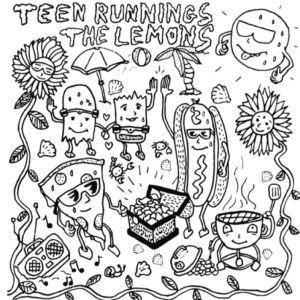 lemons teen runnings 2014 Gary Records split 7