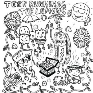 lemons teen runnings 2014 Gary Records split 7