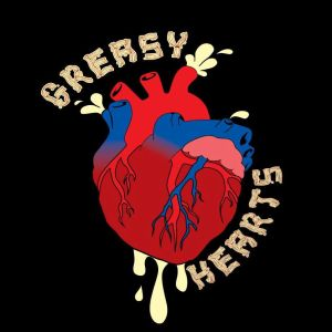 greasy hearts cs ep 2014 king pizza records