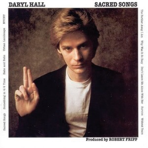 daryl hall sacred songs lp 1980 rca records