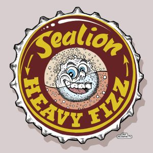 sealion heavy fizz cs lp lollipop hovercraft records 2014