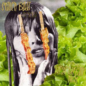 various artists vegetarian meat compilation lp stolen body records 2014