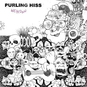 purling hiss weirdon lp drag city 2014