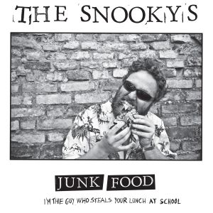snookys junk food lp one chord wonder 2014