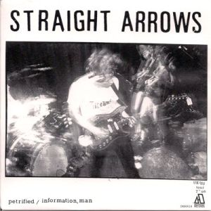 straight arrows petrified tour 7 agitated records 2014