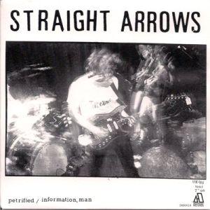 straight arrows petrified tour 7 agitated records 2014