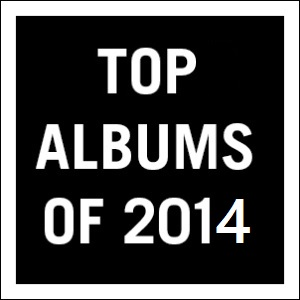 top albums of 2014