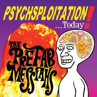 prefab messiahs burger records psychsploitation today 2018 cs